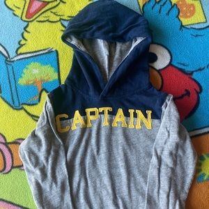 Light hoodie